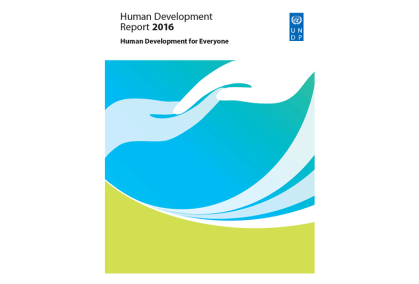UN Human Development Report 2016