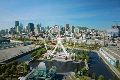 Old Port of Montreal: Ride the highest observation wheel in Canada
