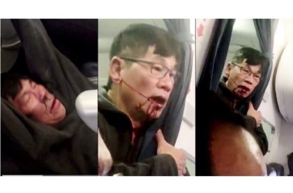 United Airlines CEO: We are sorry but we stand by staff when doctor was dragged off overbooked flight