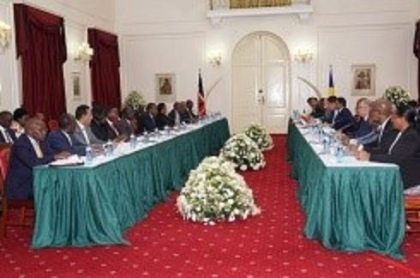 State Visit to Kenya reaps results for both nations