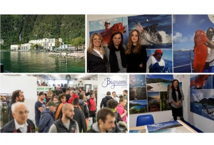 Seychelles showcased at fishing fair in Italy