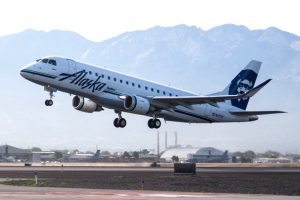 Alaska Airlines inaugurates flights to San Luis Obispo and Wichita