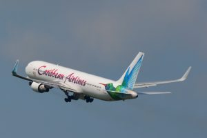 Caribbean Airlines begins service to St. Vincent and the Grenadines