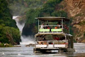 Uganda, Murchison Falls National Park ferry scheduled  for  Routine maintenance