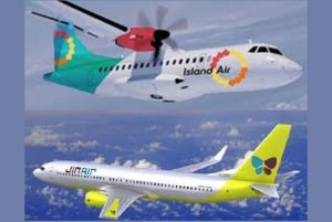 Island Air and Jin Air connecting South Korea with Hawaii