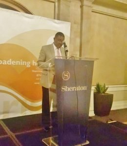 Statement by Hon. Dr. Walter Mzembi at Pretoria dinner hosted by South Africa Tourism Minister
