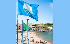 Twelve Maltese beaches awarded Blue Flag status