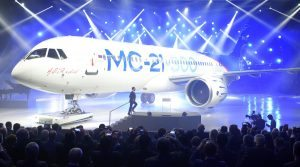 """Russia claims new MC-21 jet is """"faster, cheaper than Boeing 737 and Airbus A320"""""""