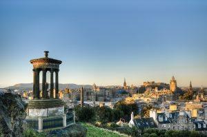 Edinburgh leaps up world rankings of business tourism destinations