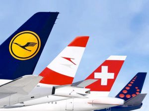 Lufthansa Group increases seat load factor by 2.7 percentage points