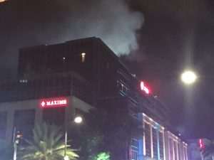 Gunfire, explosions reported inside Resorts World Manila complex in Philippines