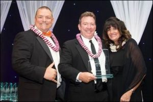 "2017 ""Best Hotel Chain in Hawaii"" named"