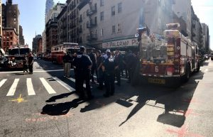 Carbon monoxide leak injures at least 32 in New York City