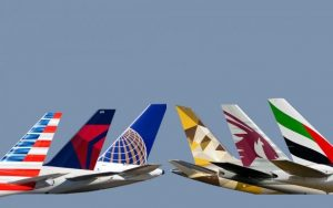 BTC: US Big Three airlines' complaint is one of selective indignation
