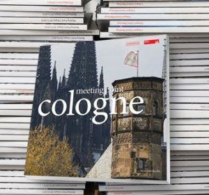 Meeting Point Cologne: Cologne Convention Bureau revamps media presentation