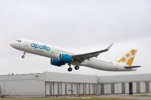 Sweden's Novair receives its first A321neo