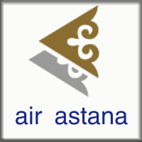 Frankfurt to Uralsk now on Air Astana
