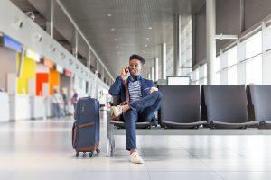 Airline passengers prefer self-service technologies