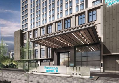 Fairfield by Marriott opens first hotel in China