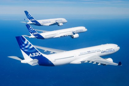 Airbus: 138 aircraft ordered in June 2017