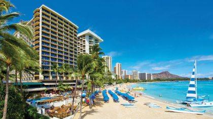 "Outrigger Waikiki Beach Resort celebrates ""Golden Anniversary"""