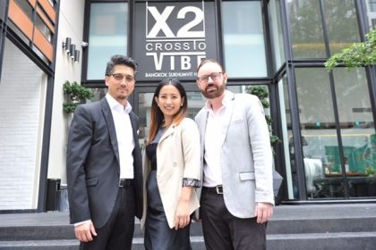 New Bangkok Hotel Opening and it's named X2 Vibe