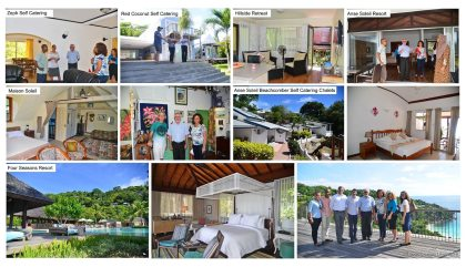 Another certified green hotel for Praslin