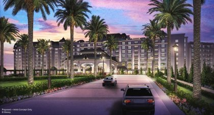Disney Riviera Resort:  Skyway of Gondolas will Connect Resort to Theme Parks