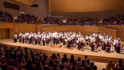 Shanghai Symphony Orchestra welcomes New York Philharmonic to 2017MISA