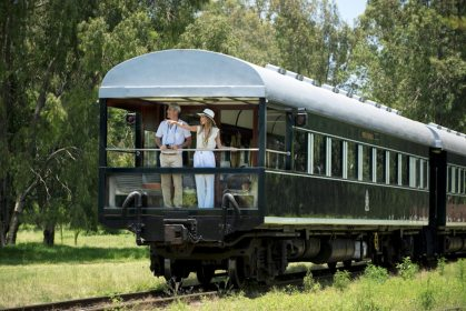 Rovos Rail train: Rolling from Cape to Tanzania