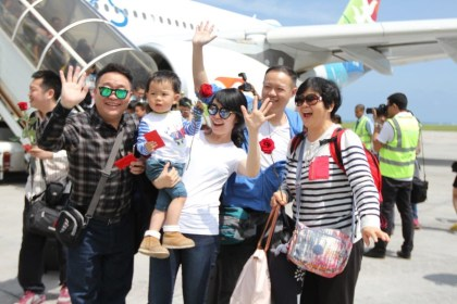 Air Seychelles further boosts connections from China