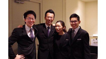 eTN Hero: Takashi Kai, Assistant Manager, Grand Hyatt Tokyo