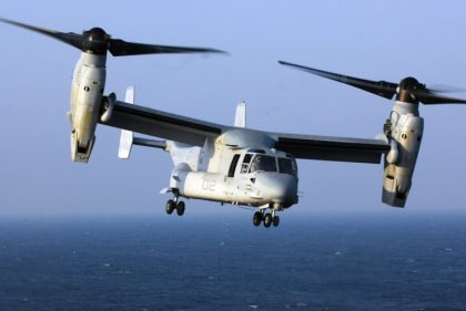 Several feared dead in US military aircraft crash off the east coast of Australia