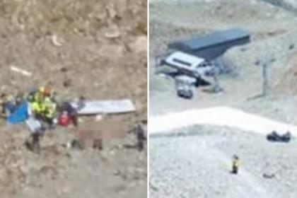 Swiss plane crash kills two teens and pilot in Grisons