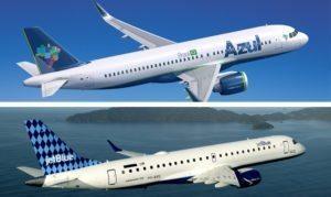 Azul and JetBlue announce codeshare agreement