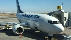 WestJet: Record July load factor of 85.6 percent