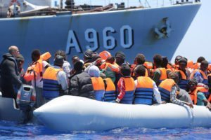 UN rights experts: New EU policy on boat rescues will cause more people to drown