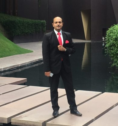 New Hotel Manager for The Roseate in Delhi