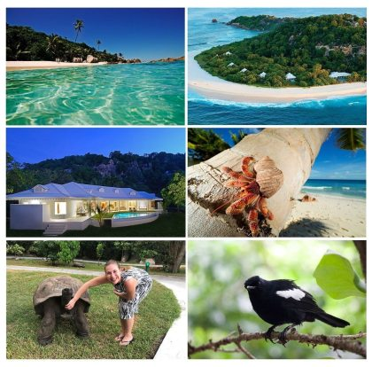 Seychelles' Cousine island offers new excursion for nature lovers