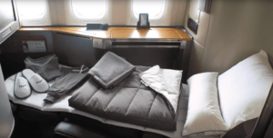 American Airlines helps travelers dream big with new suite of onboard bedding