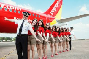Vietjet posts significant revenue growth for first half of 2017