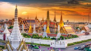 Bangkok's Grand Palace closed for HM King's cremation in October