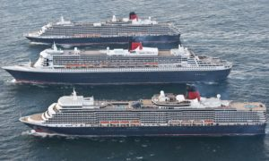 Cunard announces voyages for Main Program 2019