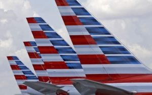 American Airlines Group reports record August traffic results