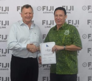 Fiji Airways and Solomon Airlines sign codeshare agreement