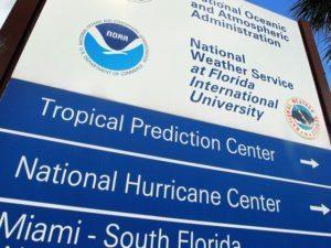 National Hurricane Center September 9 2.00pm EST update