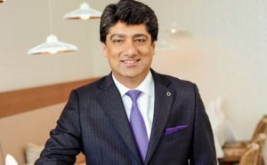 New CEO at Taj hotels