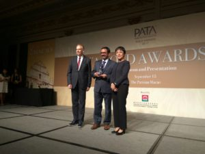 Social Media Campaign wins PATA Gold Awards 2017
