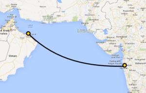 Oman Air: Muscat to Mumbai route growing