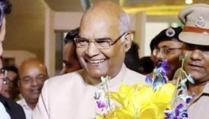 India's President urges making the country a favored tourist destination